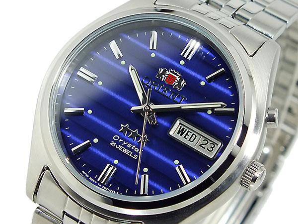 オリエント ORIENT スリースター 自動巻 腕時計 WV0341EM-1