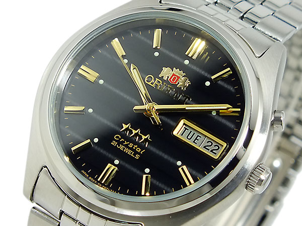 オリエント ORIENT スリースター 自動巻 腕時計 WV0351EM-1