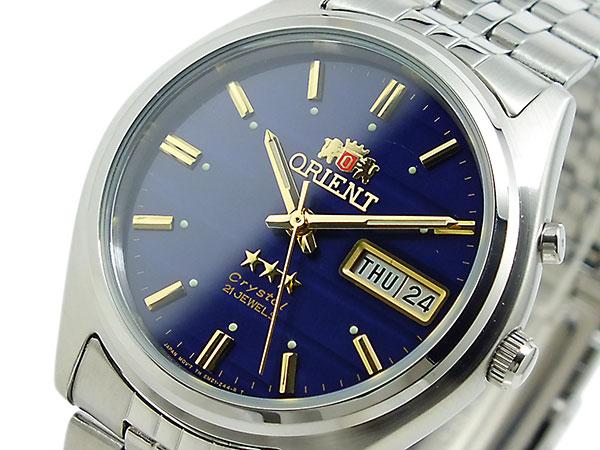 オリエント ORIENT スリースター 自動巻 腕時計 WV0361EM-1