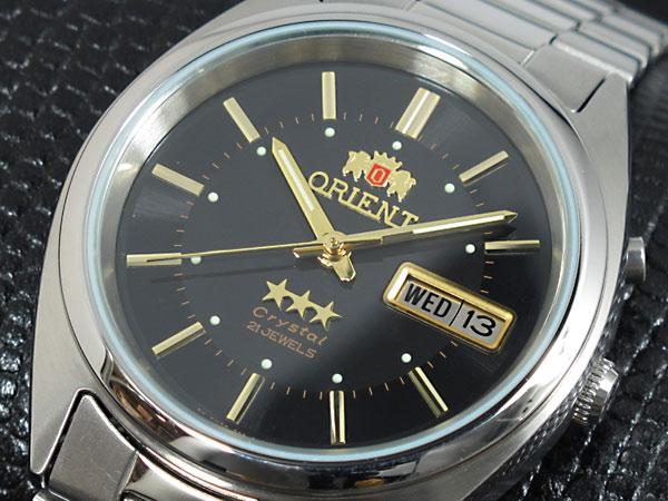 オリエント ORIENT スリースター 自動巻き 腕時計 WV1191EM-1