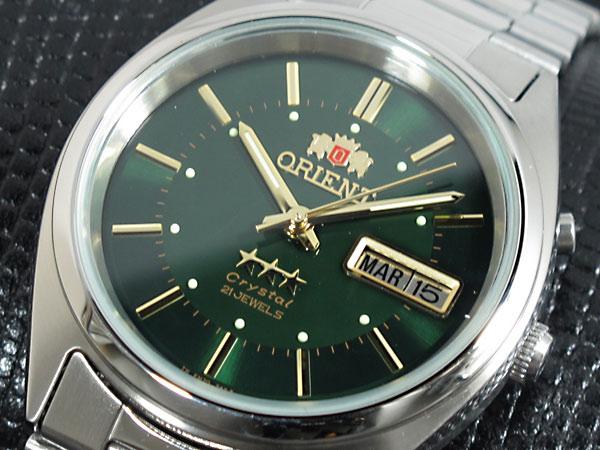 オリエント ORIENT スリースター 自動巻き 腕時計 WV1221EM-1