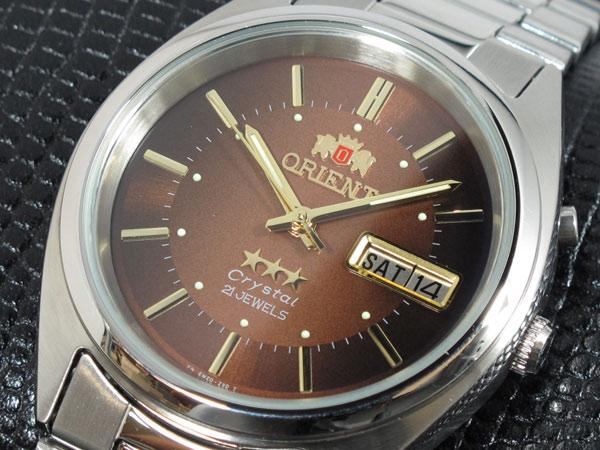 オリエント ORIENT スリースター 自動巻き 腕時計 WV1411EM-1