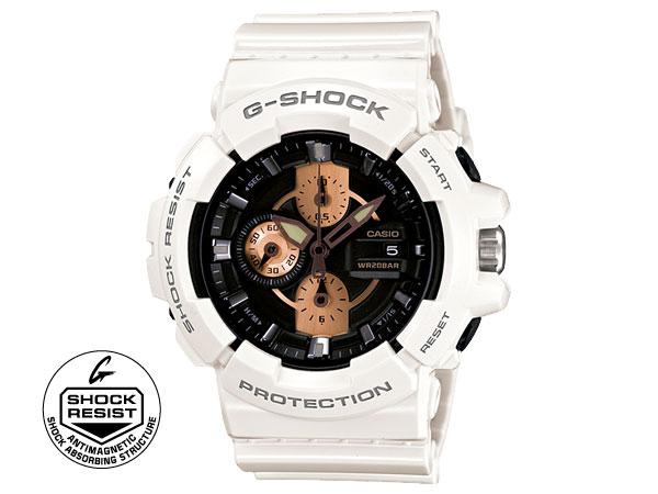 カシオ CASIO Gショック G-SHOCK アナログ 腕時計 GAC100RG-7A -1