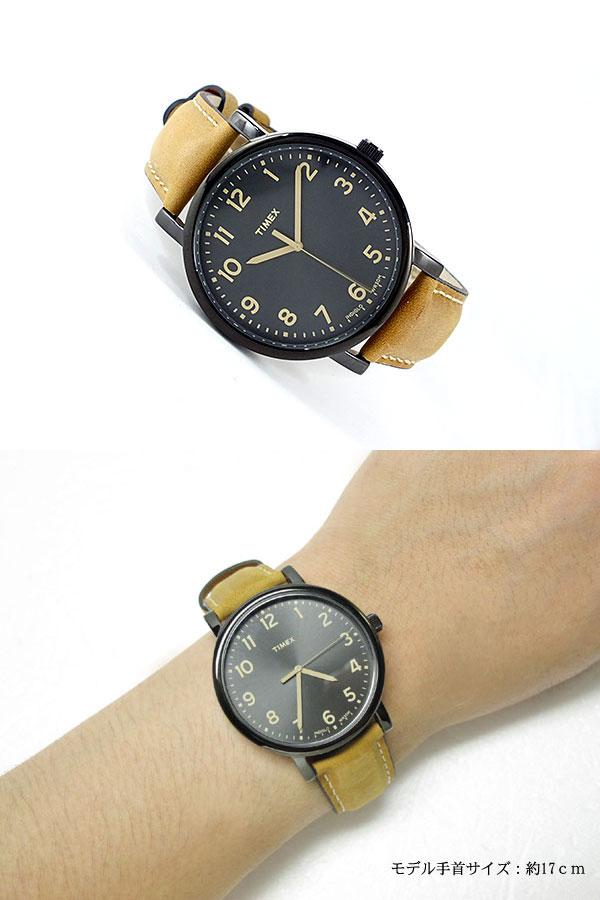 タイメックス TIMEX モダンイージーリーダー 腕時計 T2N677-2