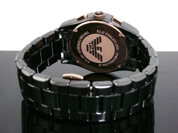 エンポリオ アルマーニ EMPORIO ARMANI CERAMICA 腕時計 AR1410-3