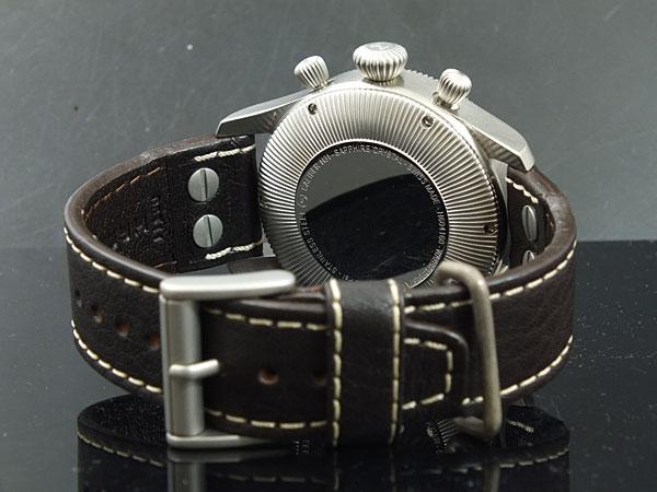 ハミルトン HAMILTON カーキ KHAKI コンサベーション 自動巻き スイス製 腕時計 H60416533 レザーベルト-3