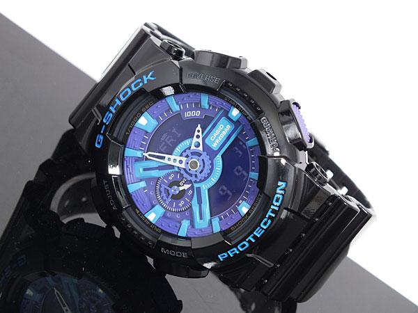 カシオ CASIO Gショック G-SHOCK ハイパーカラーズ 腕時計 GA110HC-1A メンズ-2