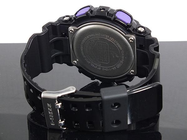 カシオ CASIO Gショック G-SHOCK ハイパーカラーズ 腕時計 GA110HC-1A メンズ-3
