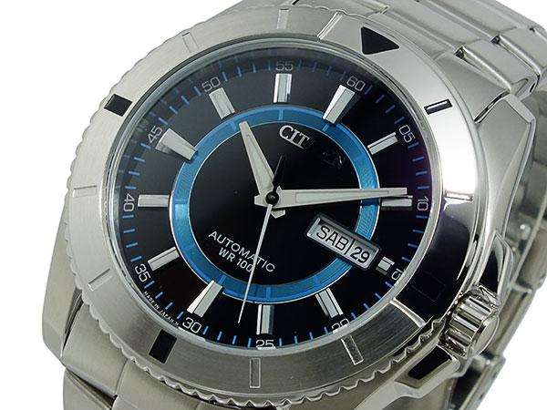 シチズン CITIZEN 自動巻き 腕時計 NP4000-59E-1