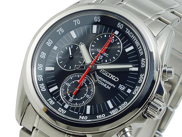 セイコー SEIKO クロノグラフ 腕時計 SNDC93P1-1