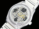 GALLUCCI Gallucci watch WT22029SK-SSWHBK unisex