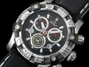 WT23369CH-SSBK men's Chronograph Watch Gallucci GALLUCCI
