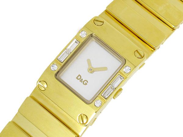 D&G ドルチェ&ガッバーナ 腕時計 ナイト&デイ DW0346 レディース-1
