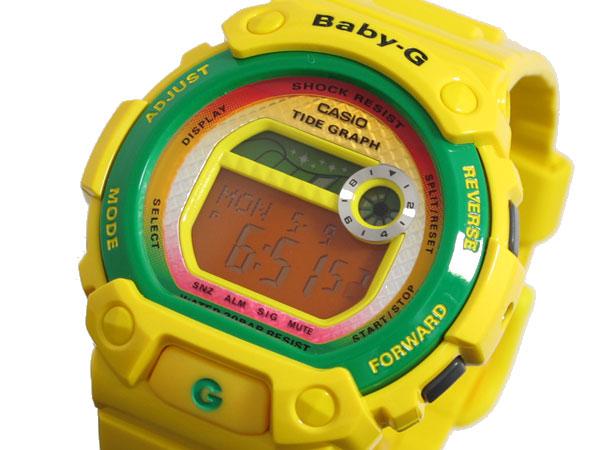 アウトレット カシオ CASIO BABY-G G-LIDE 腕時計 BLX100-9-1