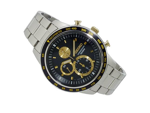 セイコー SEIKO クロノグラフ 腕時計 SNDD87P1-2