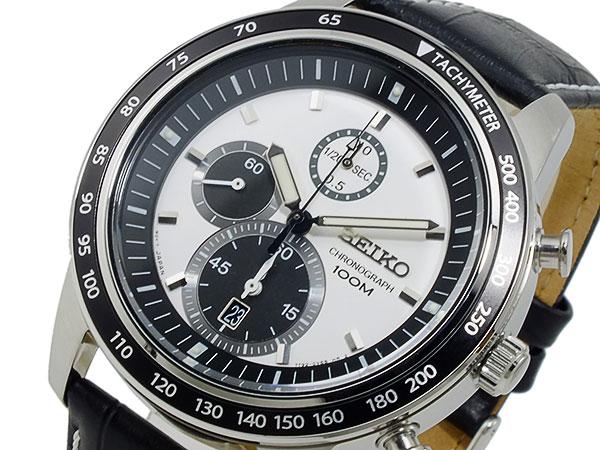 セイコー SEIKO クロノグラフ 腕時計 SNDD93P1-1