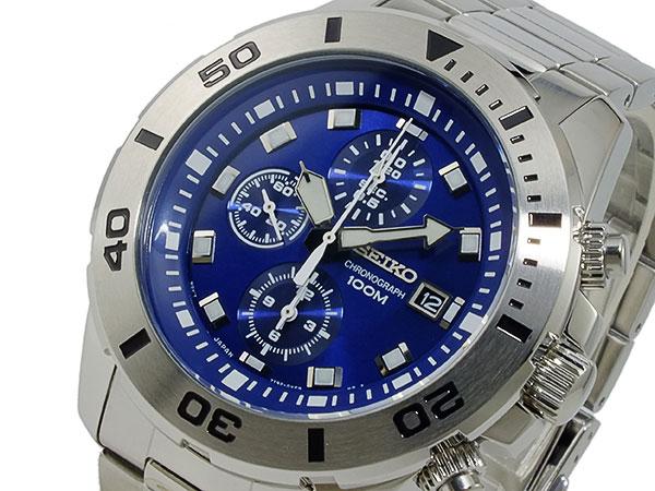 セイコー SEIKO クロノグラフ 腕時計 SNDD97P1-1