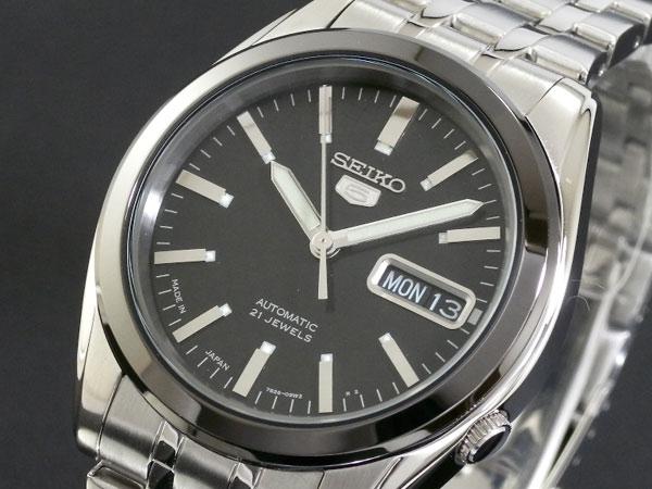 セイコー SEIKO セイコー5 SEIKO 5 自動巻き 腕時計 SNKG97J1-1