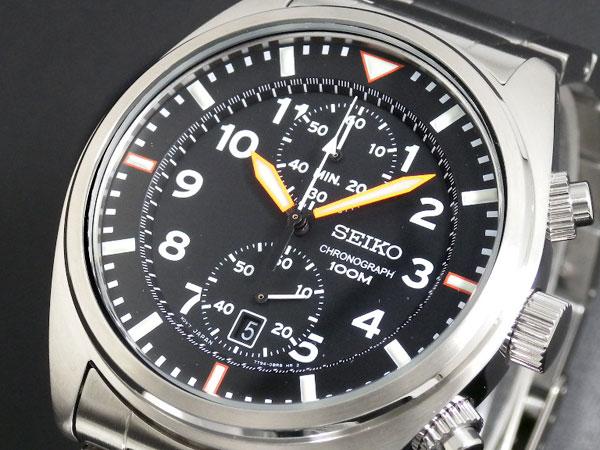 セイコー SEIKO クロノグラフ 腕時計 SNN235P1-1