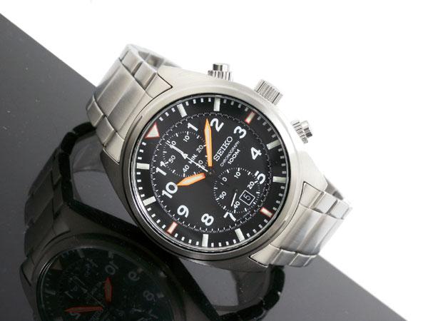 セイコー SEIKO クロノグラフ 腕時計 SNN235P1-2