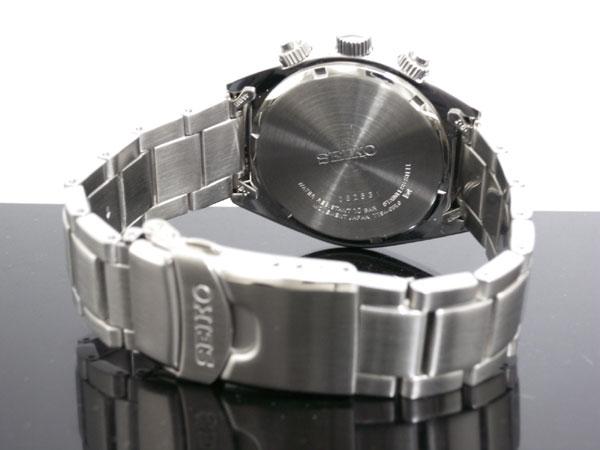 セイコー SEIKO クロノグラフ 腕時計 SNN235P1-3