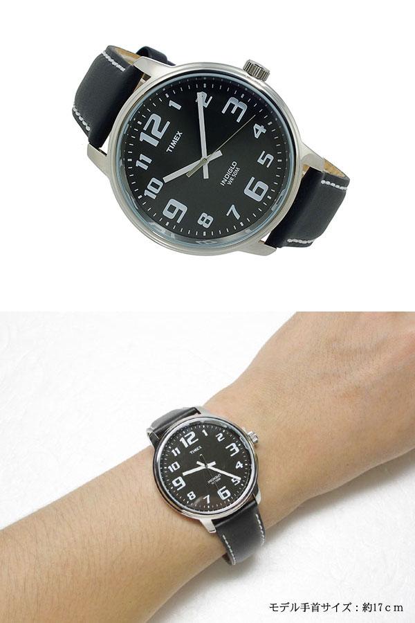 タイメックス TIMEX ビッグイージーリーダー 腕時計 T28071 メンズ-2