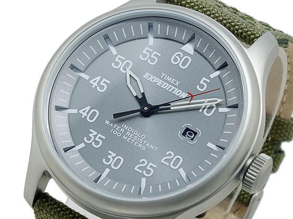 タイメックス TIMEX エクスペディション 腕時計 T49875-1