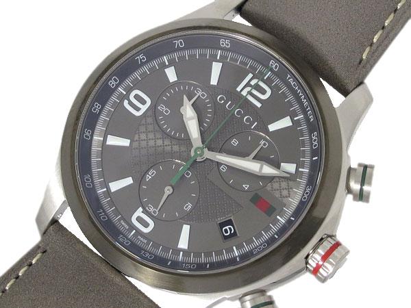 GUCCI グッチ Gタイムレス 腕時計 メンズ YA126242-1