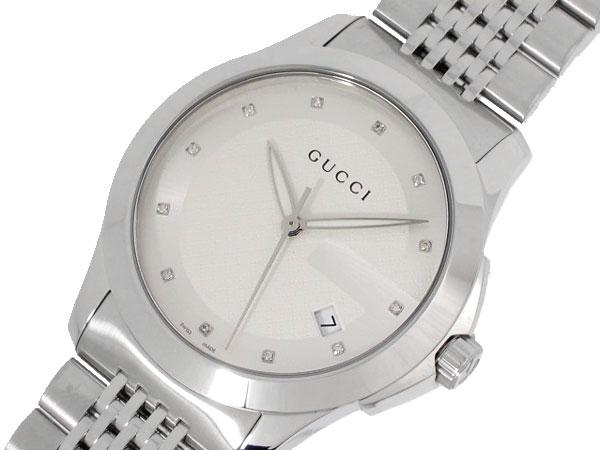 GUCCI グッチ Gタイムレス 腕時計 メンズ YA126404-1
