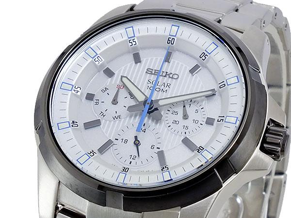 セイコー SEIKO ソーラー メンズ 腕時計 SNE113P1-1
