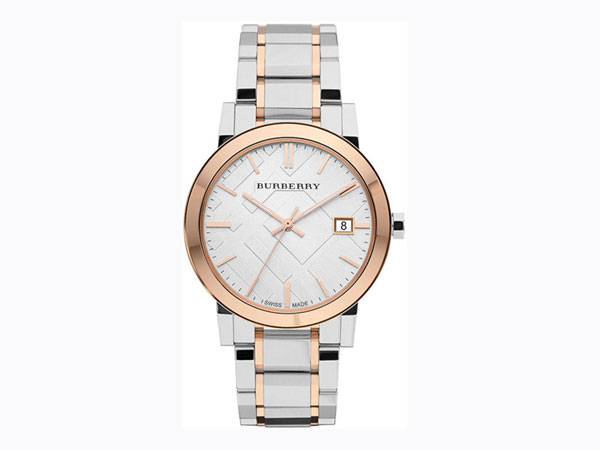 バーバリー BURBERRY 腕時計 スイス製 メンズ BU9006-1
