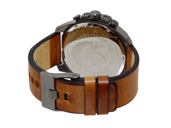ディーゼル DIESEL クオーツ メンズ クロノ 腕時計 DZ4280-3