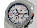 トミーヒルフィガー TOMMY HILFIGER quartz men watch 1790913