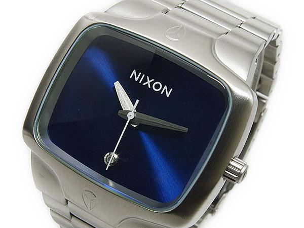 ニクソン NIXON プレイヤー PLAYER BLUE SUNRAY 腕時計 A140-1258-1