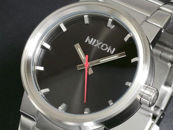 ニクソン NIXON 腕時計 キャノン CANNON A160-000 BLACK-1