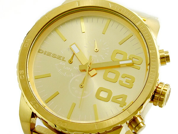 ディーゼル DIESEL クオーツ メンズ クロノグラフ 腕時計 DZ4268-1