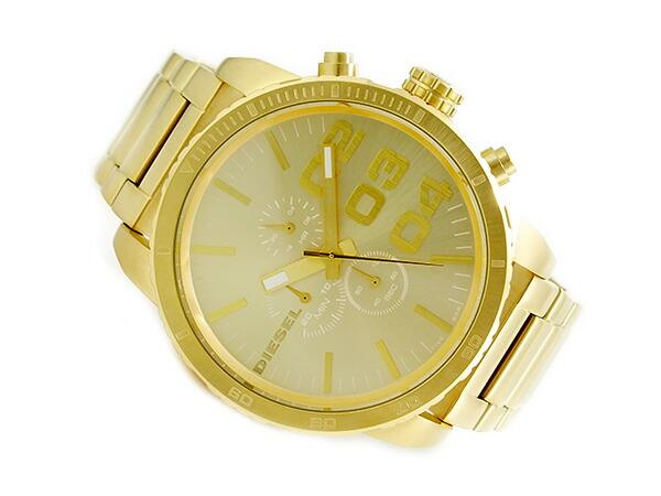 ディーゼル DIESEL クオーツ メンズ クロノグラフ 腕時計 DZ4268-2