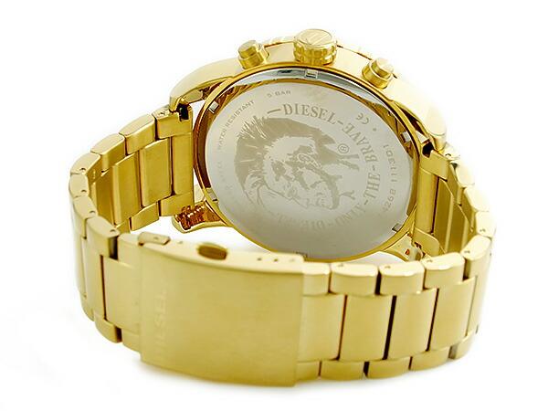 ディーゼル DIESEL クオーツ メンズ クロノグラフ 腕時計 DZ4268-3