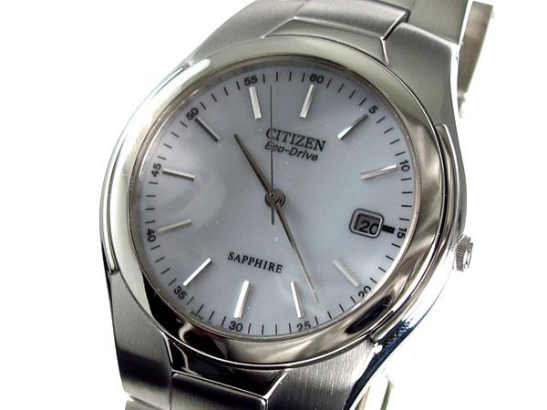シチズン CITIZEN エコドライブ 腕時計 日本製 BM6001-56A-1