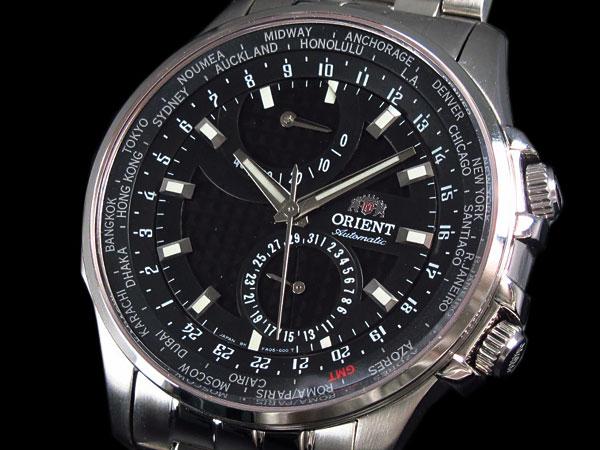 オリエント ORIENT 腕時計 自動巻き メンズ CFA05001B0-1