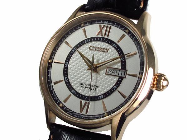 シチズン CITIZEN 腕時計 自動巻き メンズ NH8326-02A-1