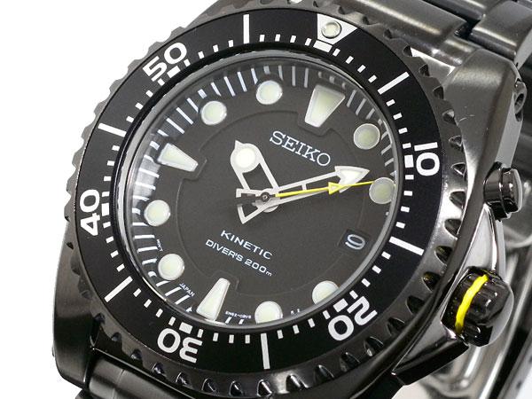セイコー SEIKO キネティック KINETIC 腕時計 ダイバー SKA427P1-1