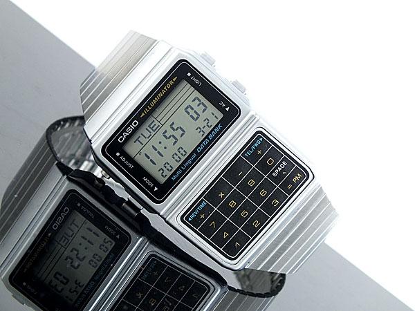 カシオ CASIO データバンク DATA BANK 腕時計 DBC611-1-2