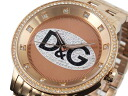 Dolce & Gabbana D & G watch DW0847