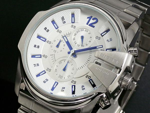 ディーゼル DIESEL 腕時計 クロノグラフ メンズ DZ4181-1