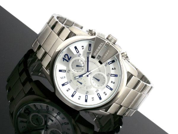 ディーゼル DIESEL 腕時計 クロノグラフ メンズ DZ4181-2