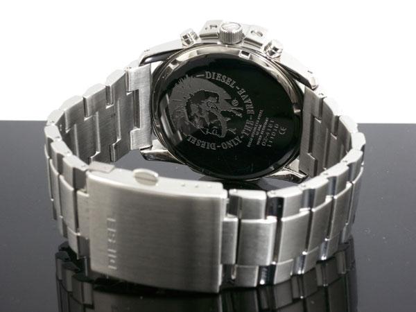 ディーゼル DIESEL 腕時計 クロノグラフ メンズ DZ4181-3