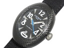 LOCMAN Mega Man watches men's carbon aluminum 010300BKSSK5COK