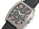 LOCMAN Mega Man watch metal titanium carbon Chrono 048400CBNRD5RAK