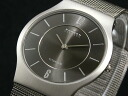 Scar gene SKAGEN ultra slim titanium watch 233LTTM fs3gm